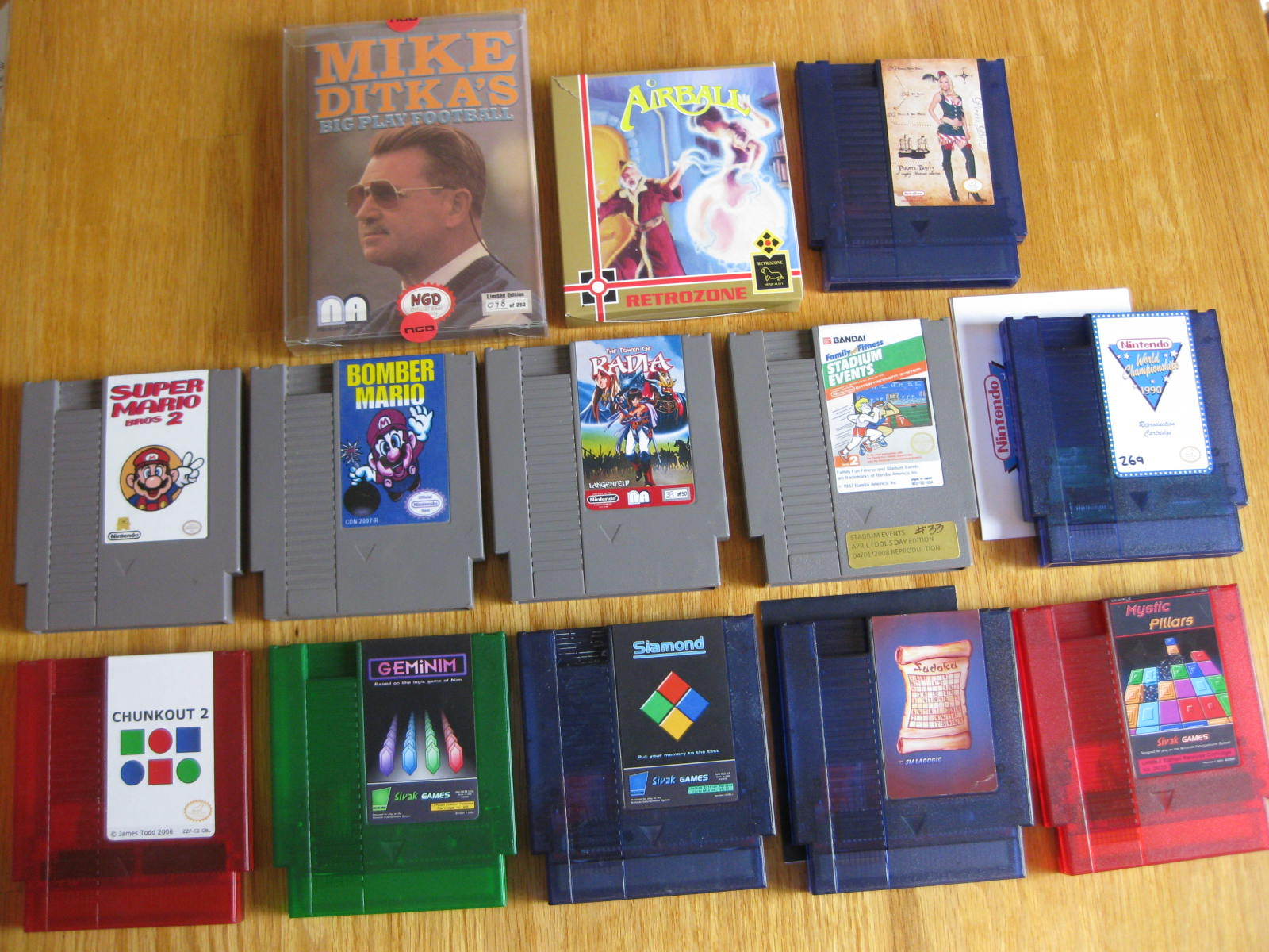 Reproduction Video Game Museum Blog Store