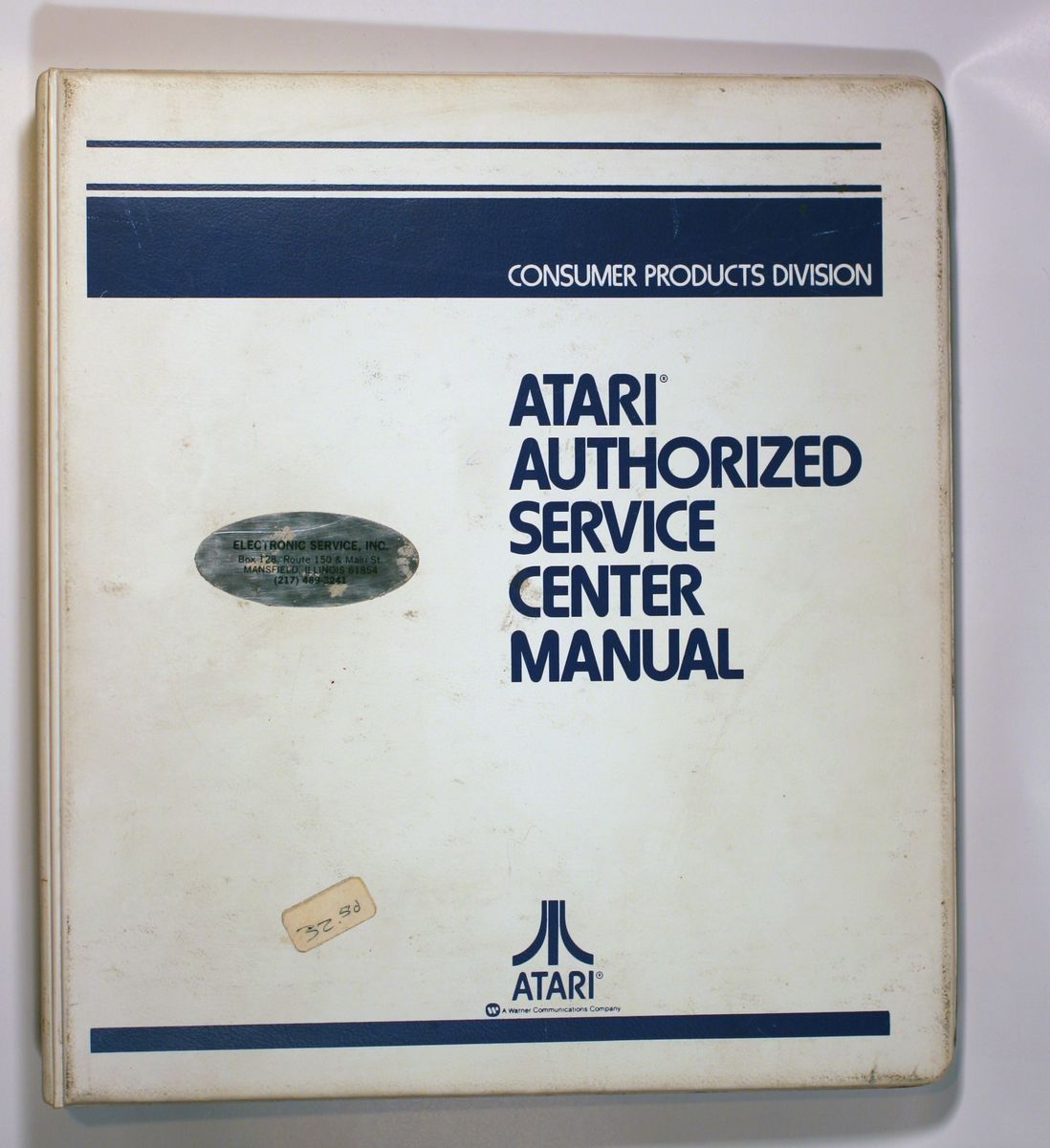 Spotted on eBay: Atari Service Manuals, Pirate Gear & More – Video