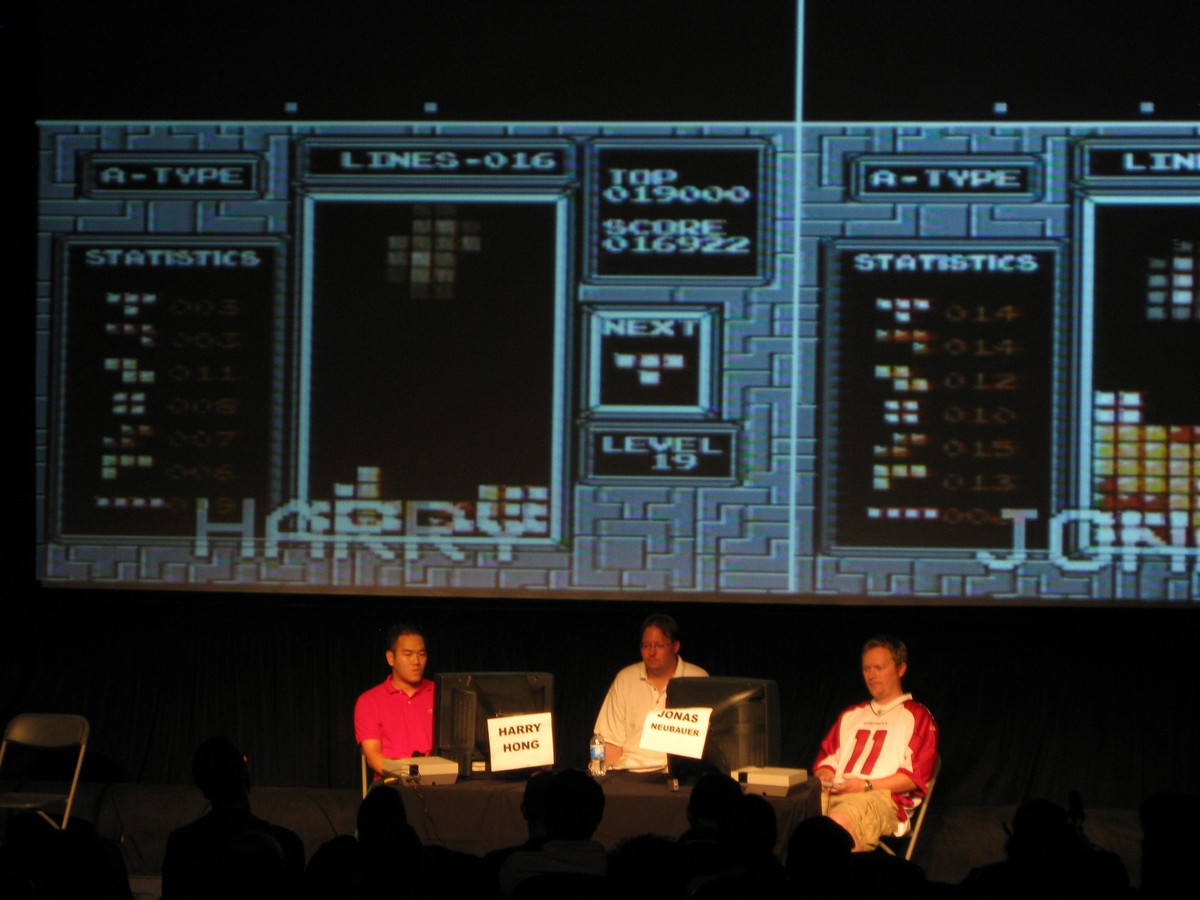 Classic Tetris World Championship – Video Game Museum, Blog
