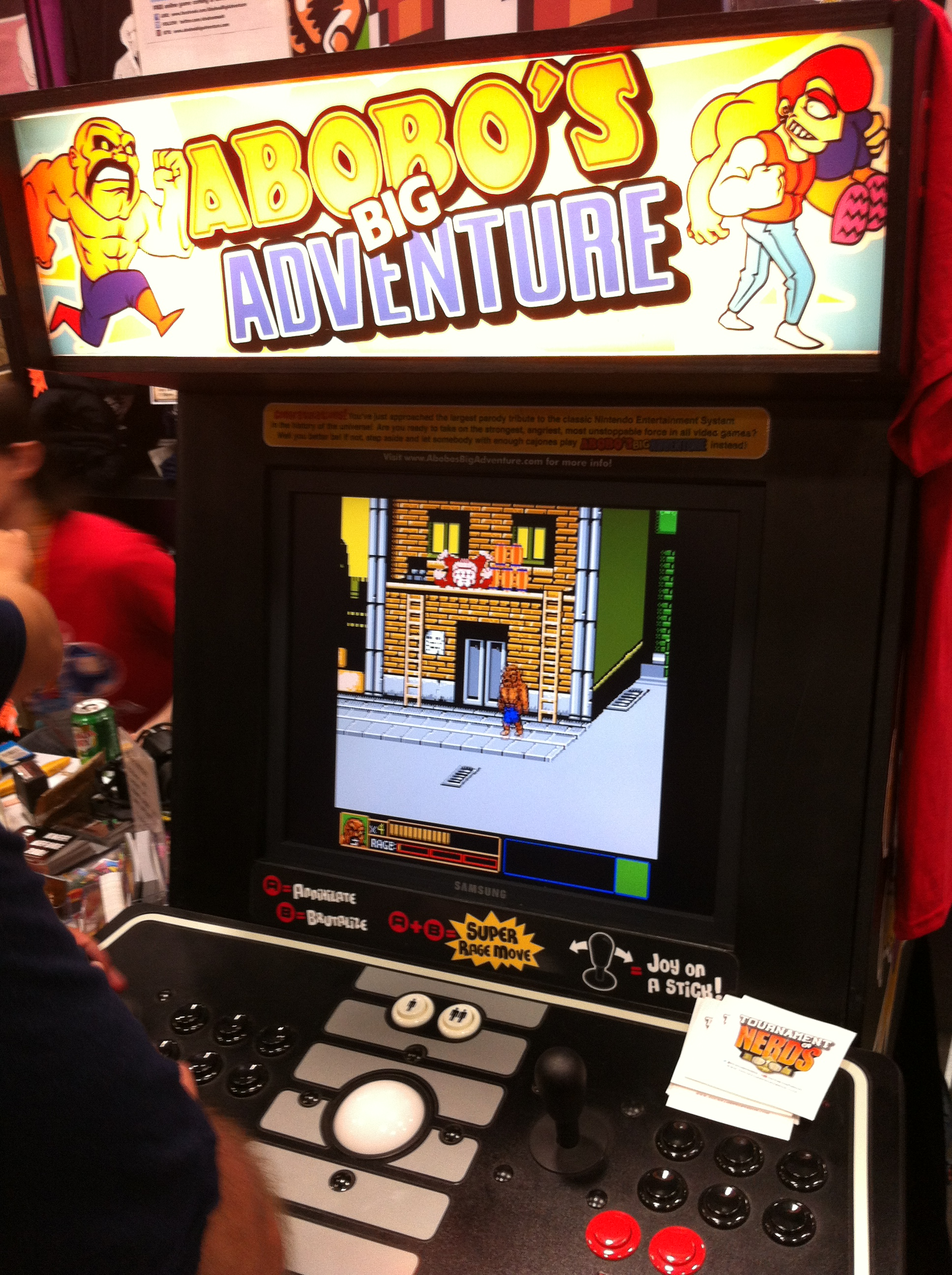 Double Dragon Vs Double Abobo Fists Video Game Museum Blog